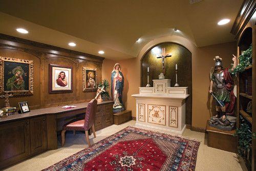 Private Chapel Ideas