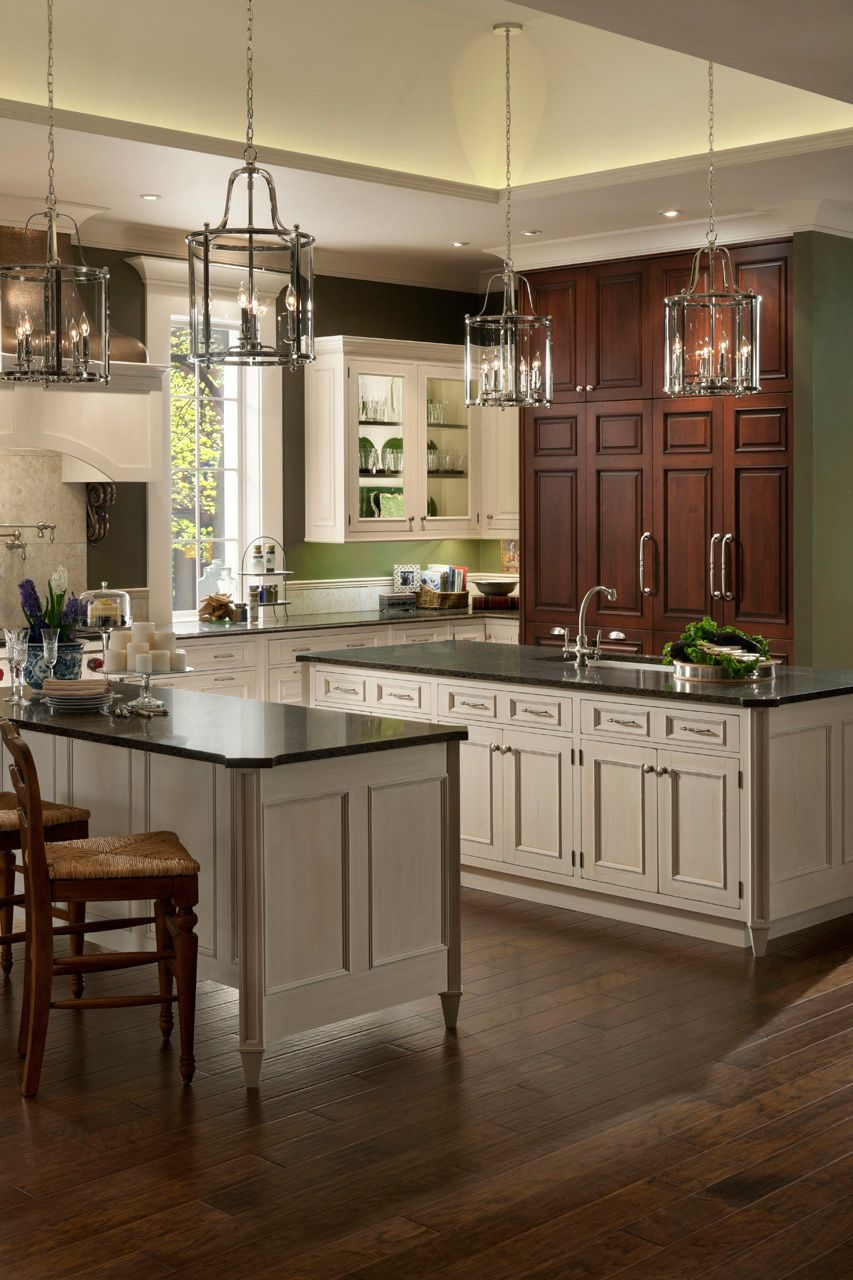 Brookhavenwood Mode Custom Kitchen  Kitchen Designsken Gorgeous Kitchen Design By Ken Kelly Inspiration Design