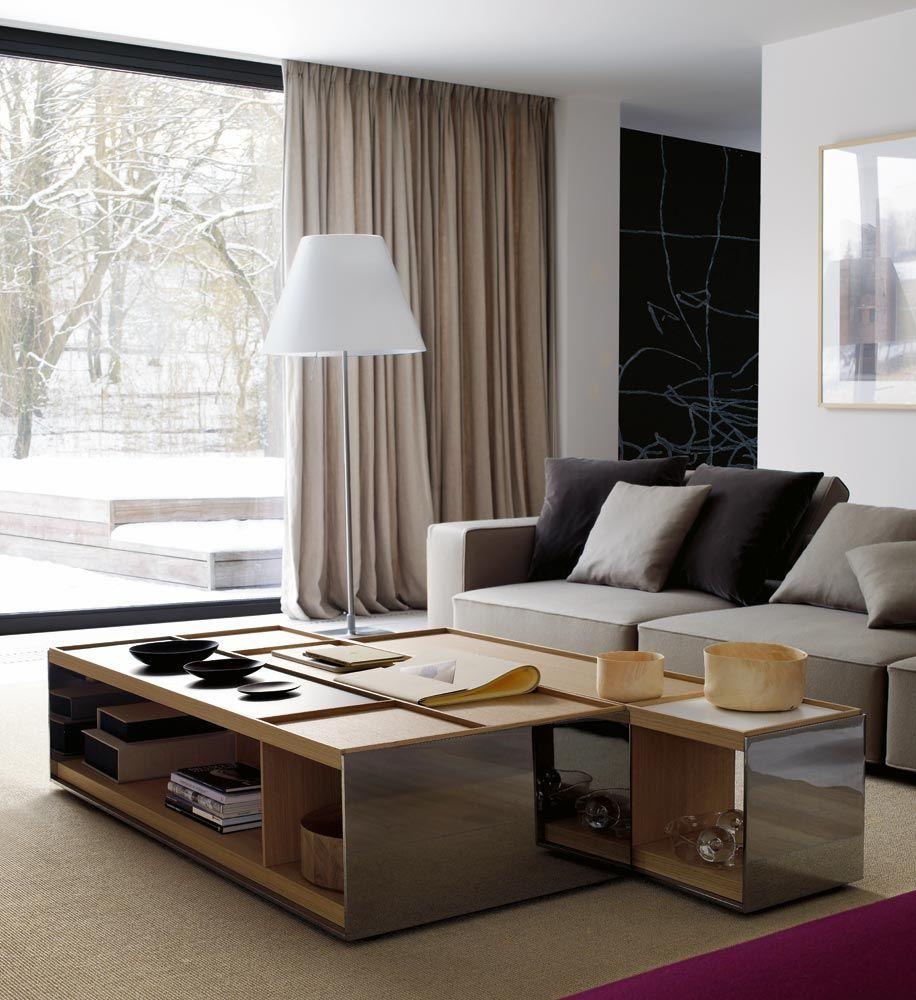 Bub italia surface coffee table in 茶几 home decor home