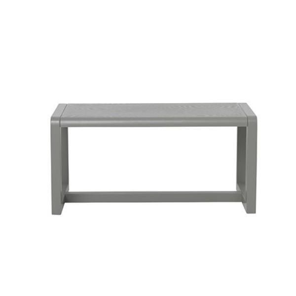Ferm Living Little Architect Bench in Grey