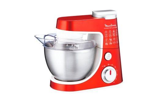 Küchenmaschine Moulinex ~ Robot patissier moulinex qa g masterchef prix promo darty