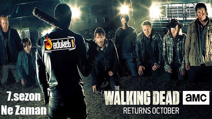 The Walking Dead 7 Sezon Kim Olecek 7 Sezon 1 Bolum Ozeti Negan Kimi Oldurdu The Walking Dead Walking Dead Izleme