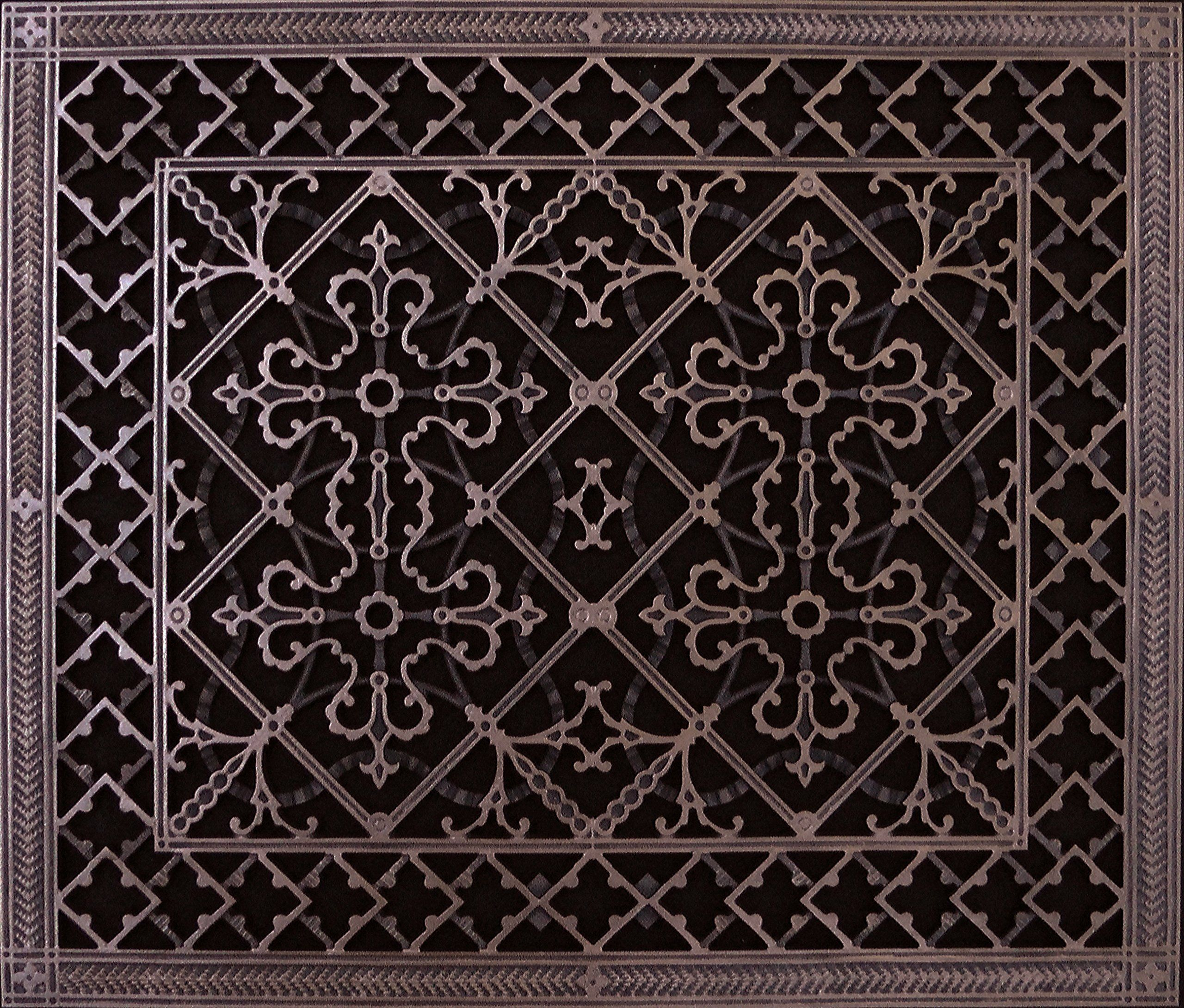 Decorative Grill Register, Vent Cover. Decorative Grille