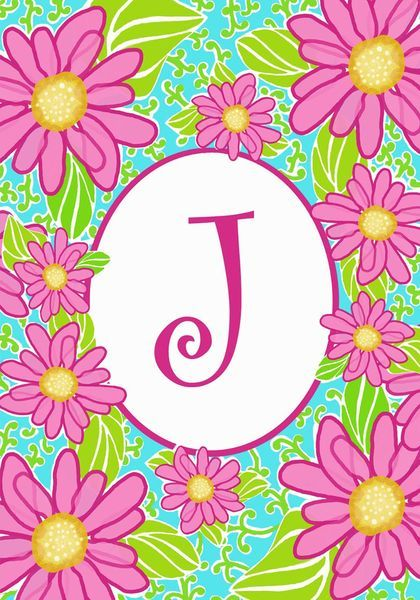 letter j is for just awesome!! Thanks for all your inspiration Julie