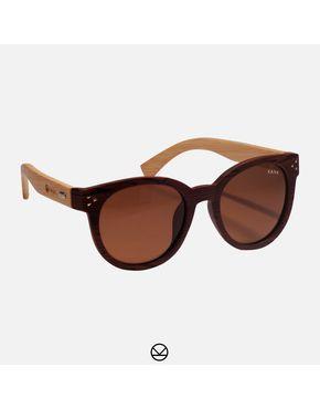f6d9a1da809ad Óculos de Sol Kank Wooden Birdy Bambu   Óculos escuros   Óculos ...