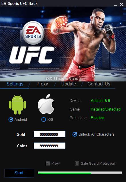Ea Sports Ufc Hack Android Ios Hacksbook Ea Sports Ufc Ea Sports Ufc