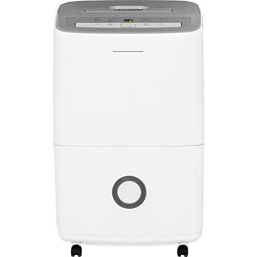 Frigidaire Ffad7033r1 70 Pint Dehumidifier With Effortless Humidity Control White Dehumidifiers Mold Mildew Home Appliances