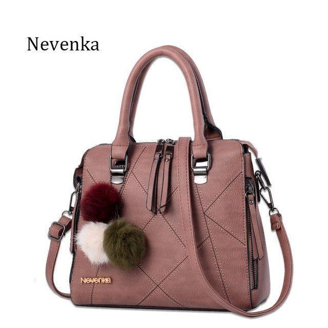 Nevenka Women Bag Network Casual Tote Evening Bags Brand Fashion Handbag  Female Pu Leather Handbags Lady Bag Top-Handle Bags Sac e1e782696d
