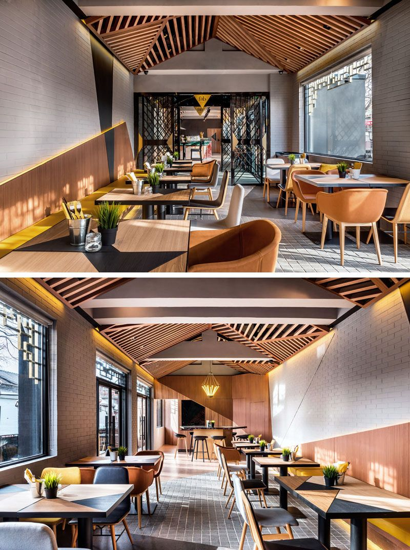 The Flagship Vue Hotel Has Opened In Beijing Nha Cửa Thiết Kế Kiến Truc