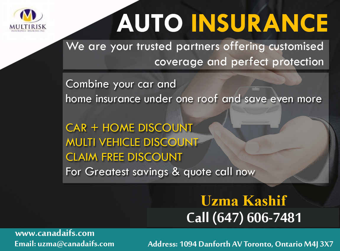 Auto Insurance Is One Of The Most Essential Types Of