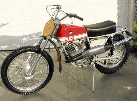 Puch 175 1972 Vintage Moped Puch Vintage Motocross