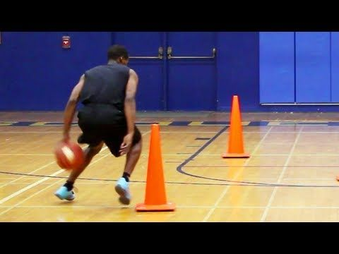 Basketball Dribble Drill Serpentine With Flat Back Dribble Shot Science Youtube Basketball Dribble Basketball Drills Basketball