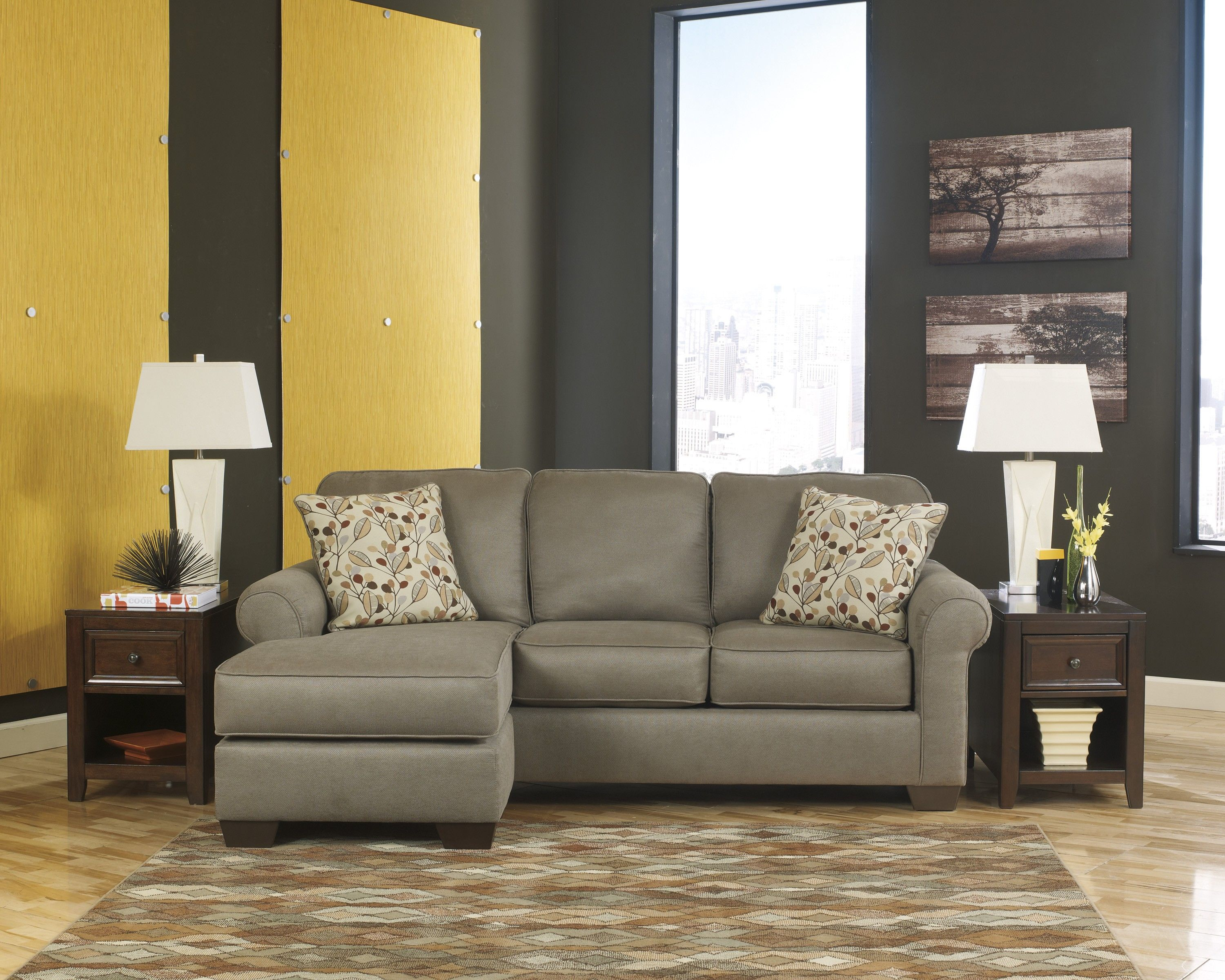 Buy Danely Dusk Sofa Chaise by Benchcraft from