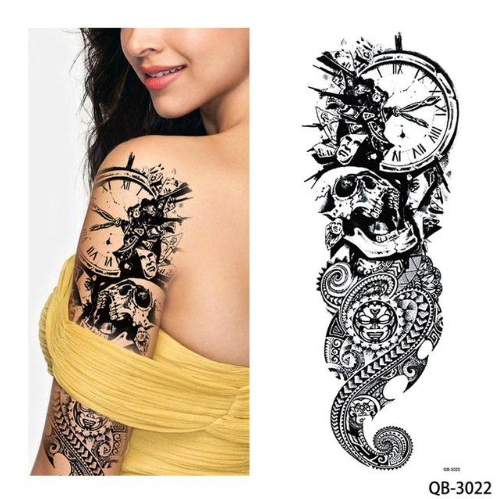 temporary sleeve tattoos nz
