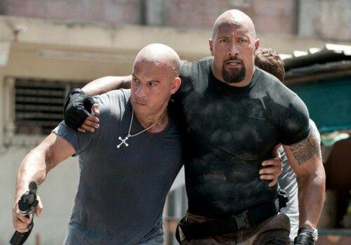 Dominic Toretto & Luke Hobbs