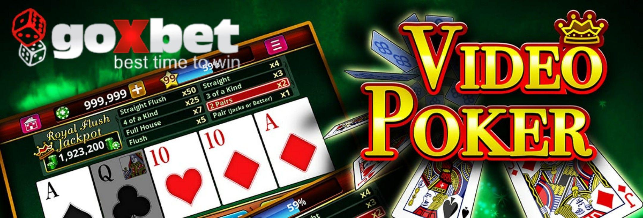 Видео покер онлайн играть на деньги тюнер голден интерстар 7700