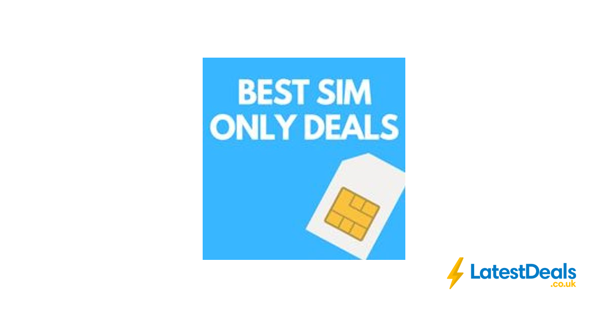 Why buy a Three SIM-only deal?