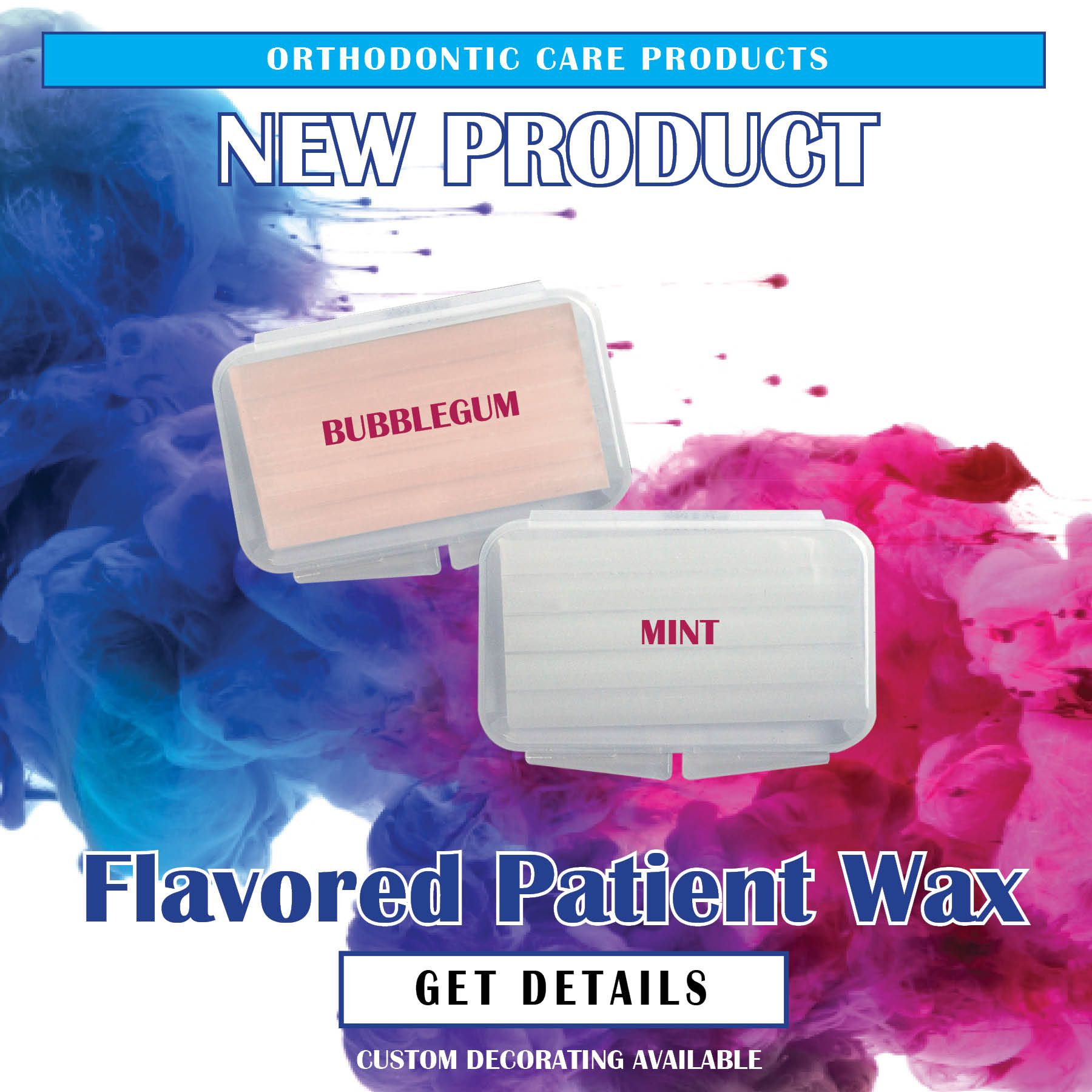 Sick of the boring old patient wax, try freshening up your