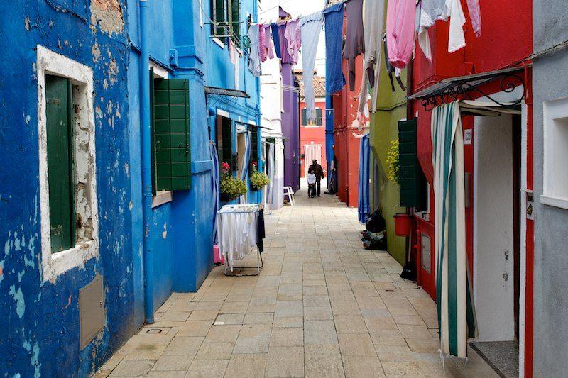 Colori e magia a Burano, Venezia | Non Solo Turisti