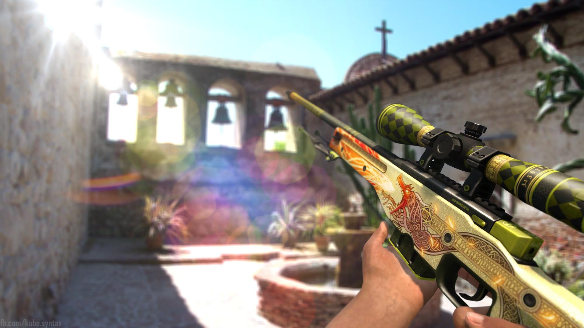 Video Game Counter Strike Global Offensive Awp Azimov Guns Dragon Lore Counter Strike Papel De Parede Planos De Fundo Papel De Parede Hd Papeis De Parede