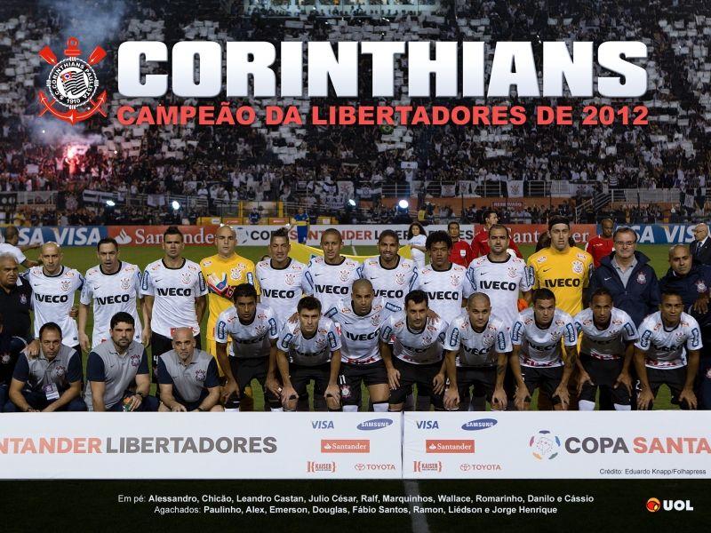 Wallpaper E Fotos Em Hd Corinthians Libertadores De 2012 Campeoes Da Libertadores Libertadores 2012 Campeoes Libertadores