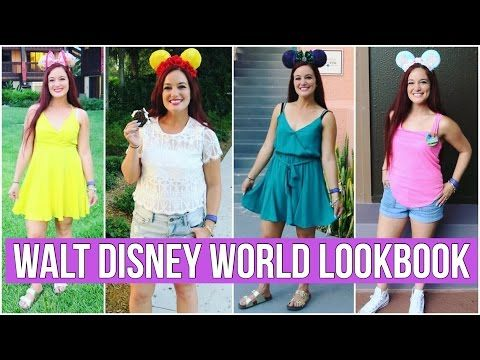PACKING FOR WALT DISNEY WORLD. WHAT'S IN MY DISNEY BAG 2016   LUGGAGE. CARRY ON. PARK BAG. - YouTube