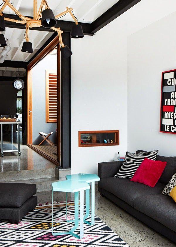 Suelo De Terrazo Interiores De Casa Decoracion Hogar