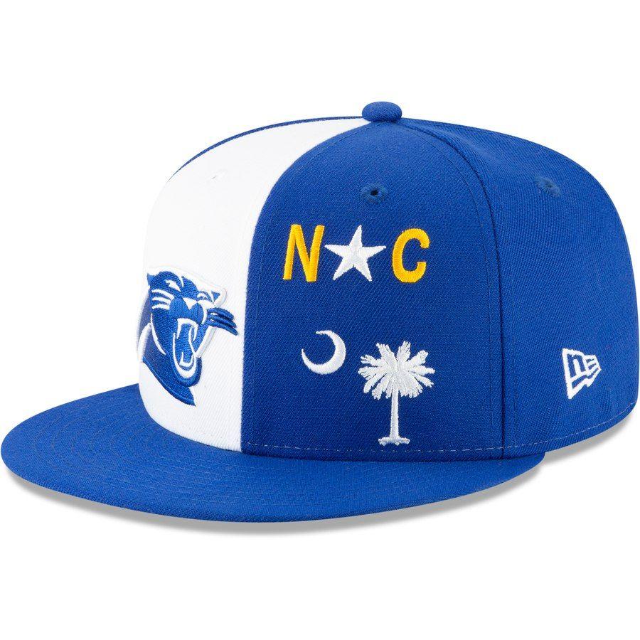 Carolina panthers new era 2019 nfl draft spotlight 59fifty
