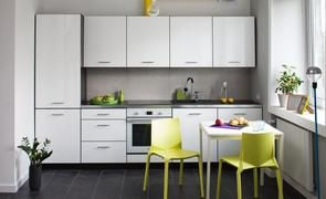 Nowoczesna Kuchnia W Bloku Ciekawe Wnętrza In 2019
