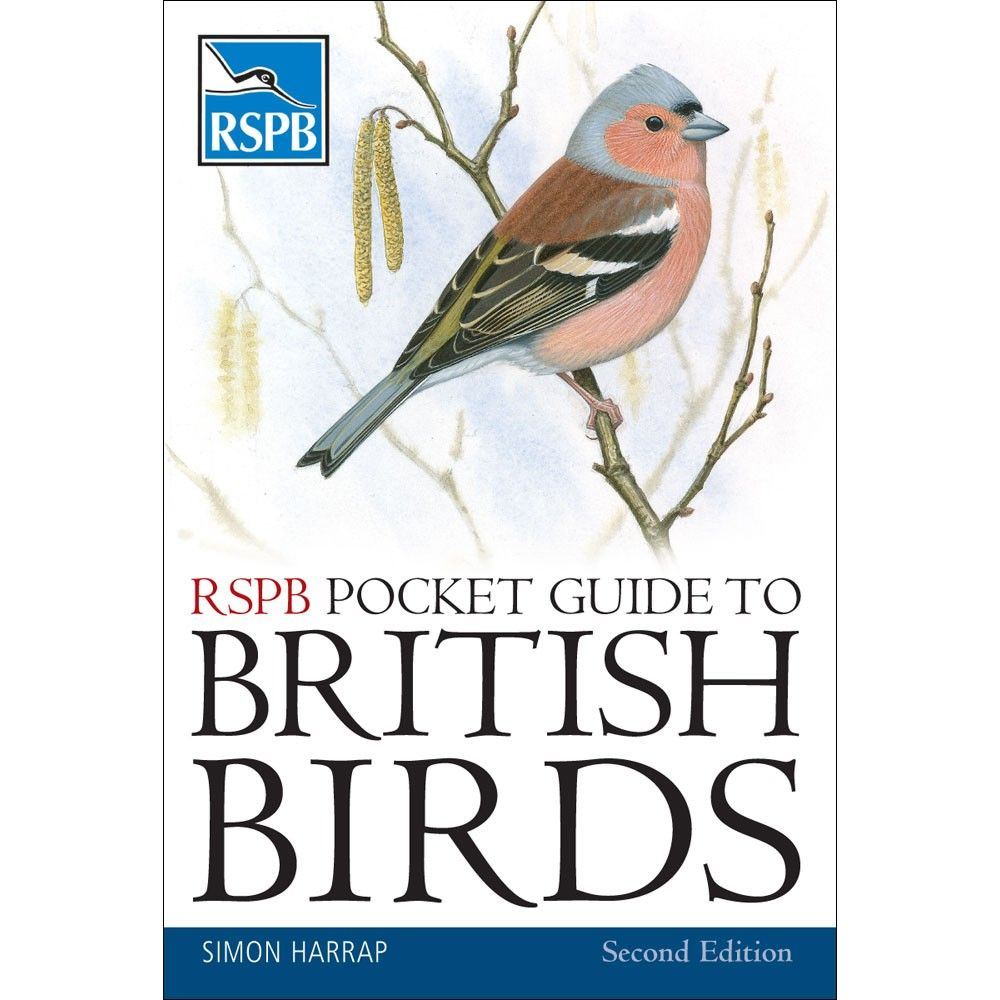 RSPB Pocket Guide To British Birds Second Edition DIVThis Brand New Of The Best Selling Field From Is Compact Informative And