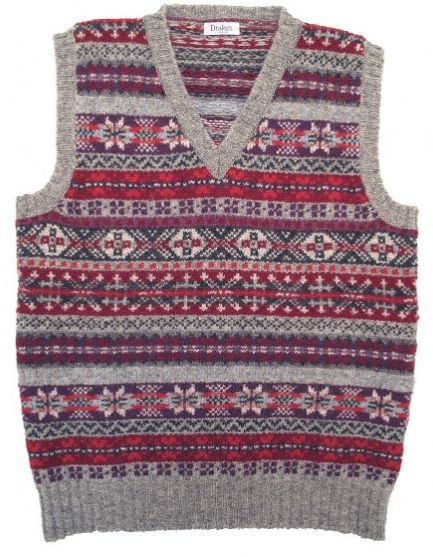 THE TWEED PIG: Fair Isle, Fair Sweaters | Crochet | Pinterest ...