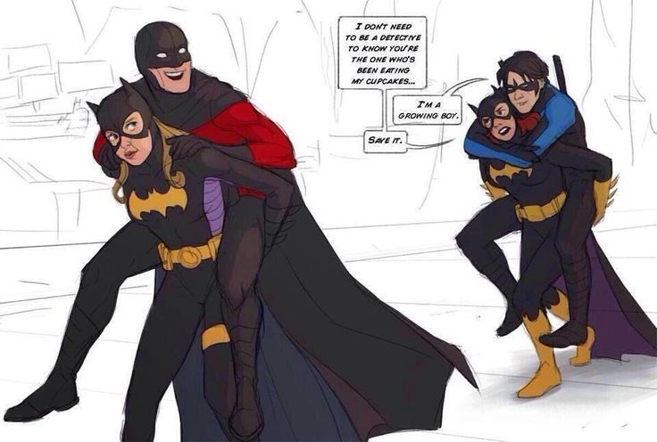 damian wayne and stephanie brown fanfiction - Google Search