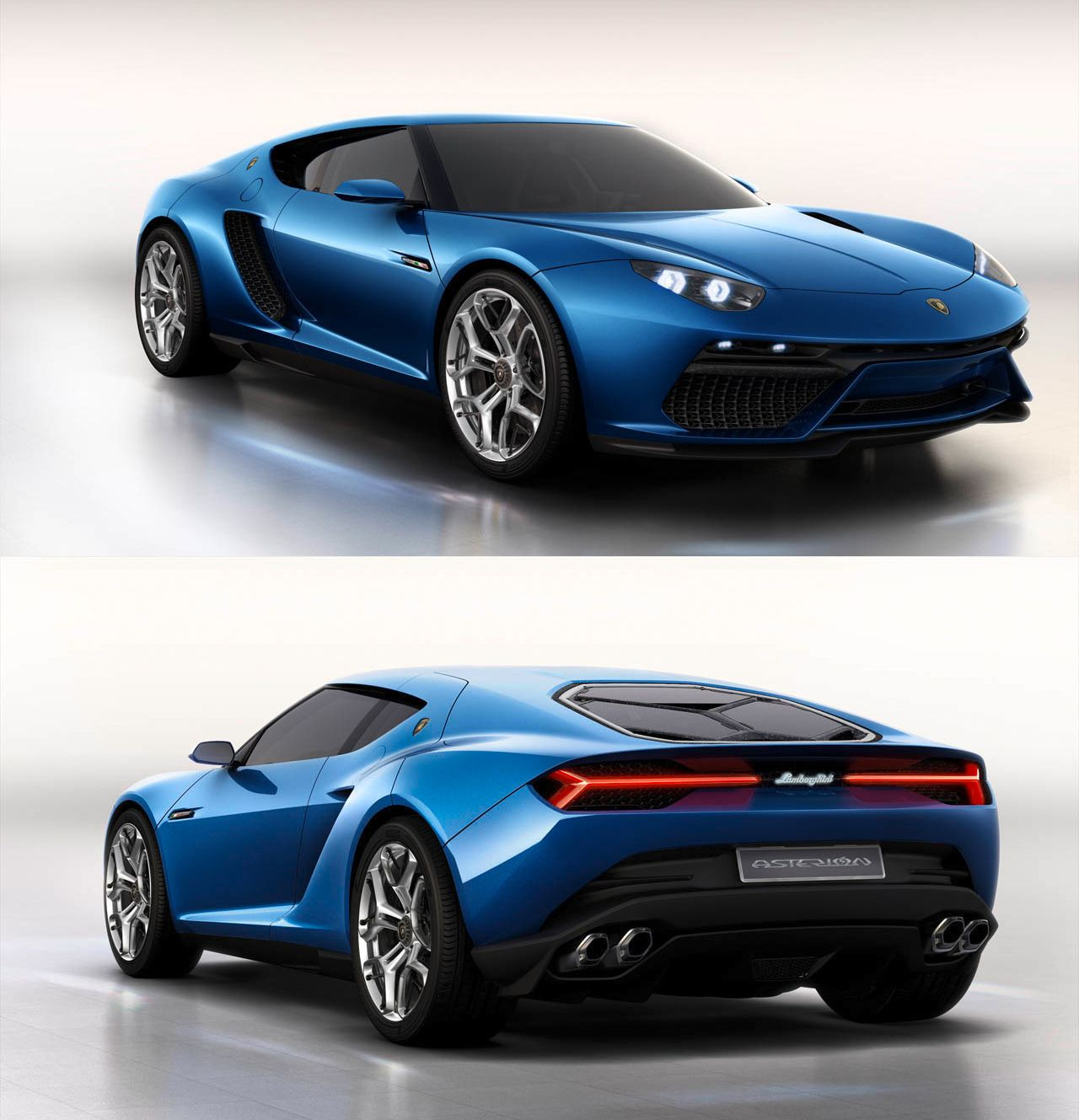 Lamborghini Asterion: Lamborghini Asterion LPI 910-4 Concept Car To Be Announced