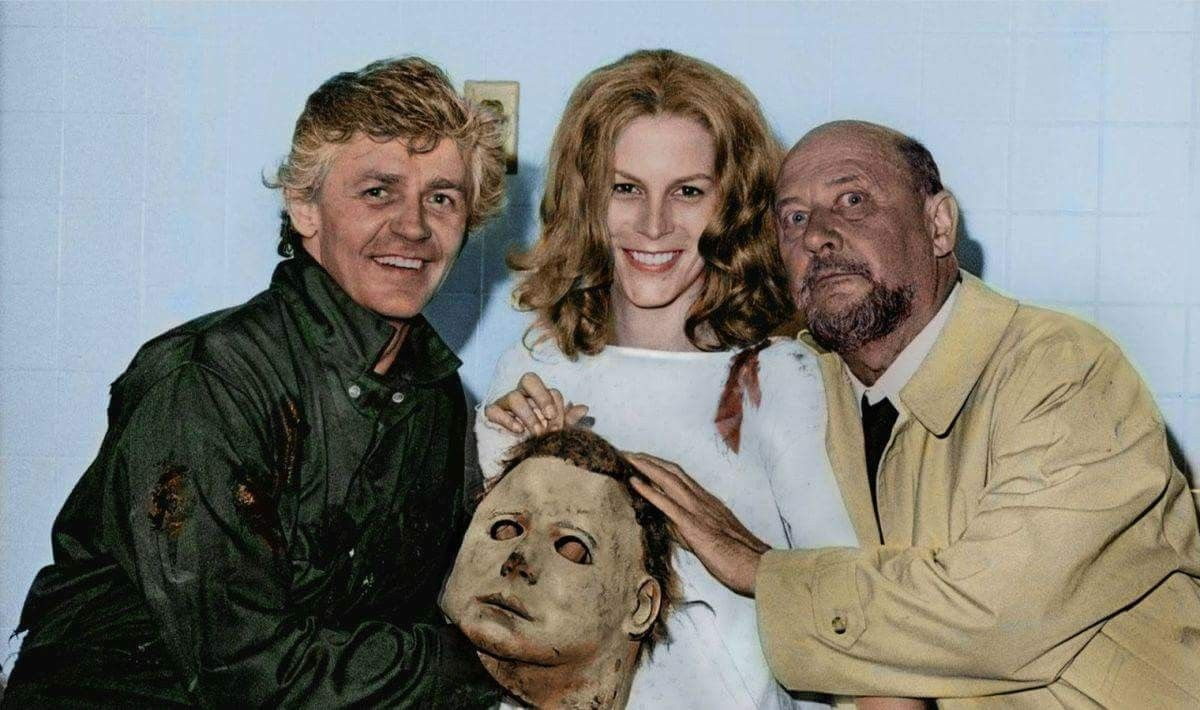 Cast of Halloween