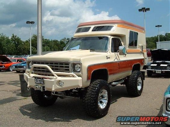 Craigslist Louisville Kentucky Cars And Trucks >> Craigslist 4x4 Vans for Sale | UC4x4 Official Forum - View topic - 1976 Chevrolet Blazer Chalet ...