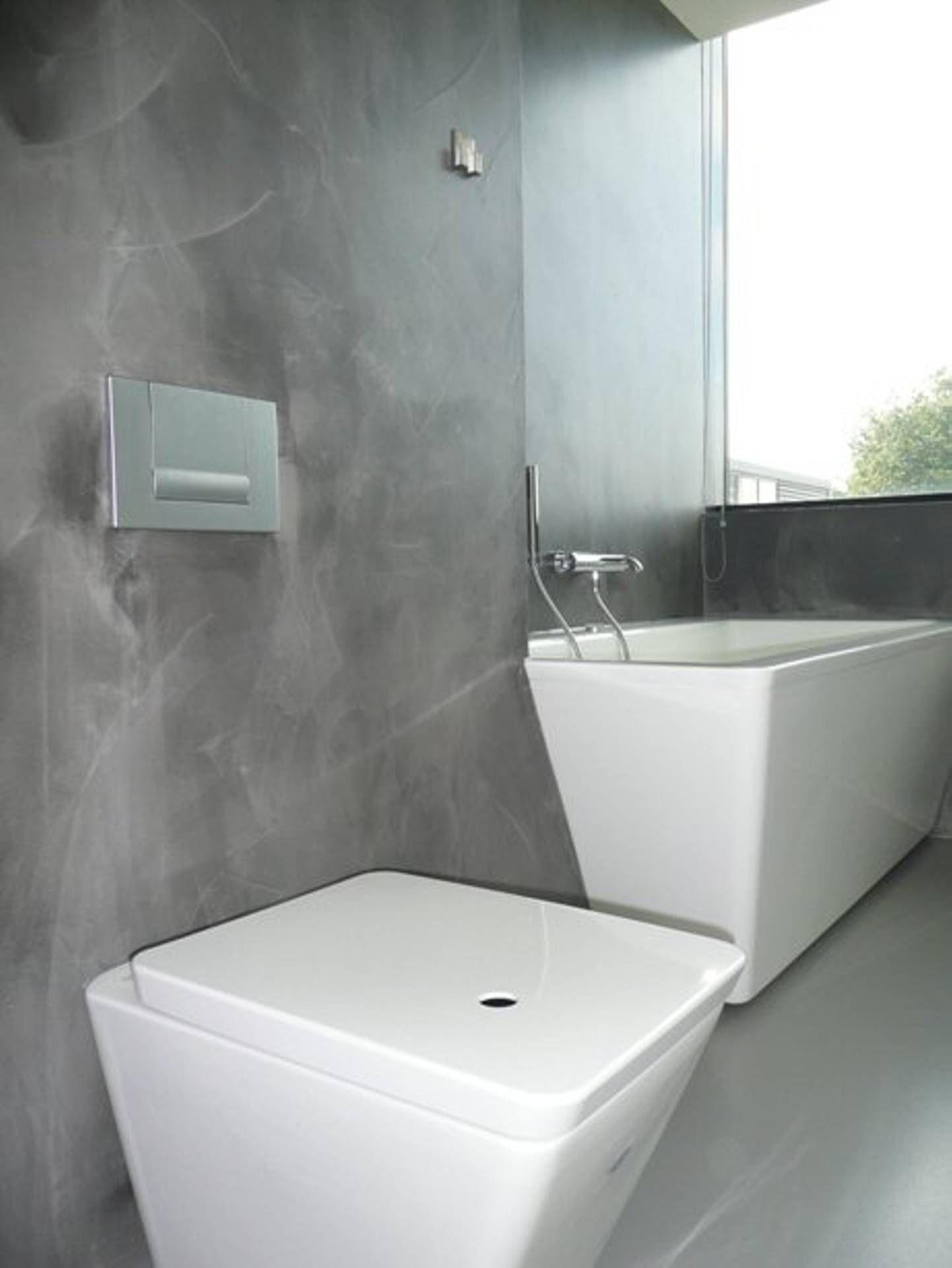 badkamer beton cire | Woning ideeen | Pinterest | Primer