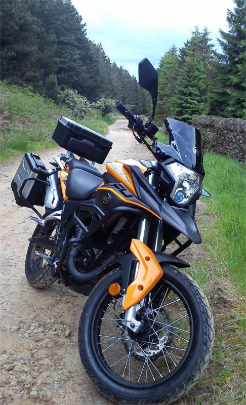 Pin by Tulsi Tuladhar on Zongshen RX3 | Touring bike, Motorcycle, Bike
