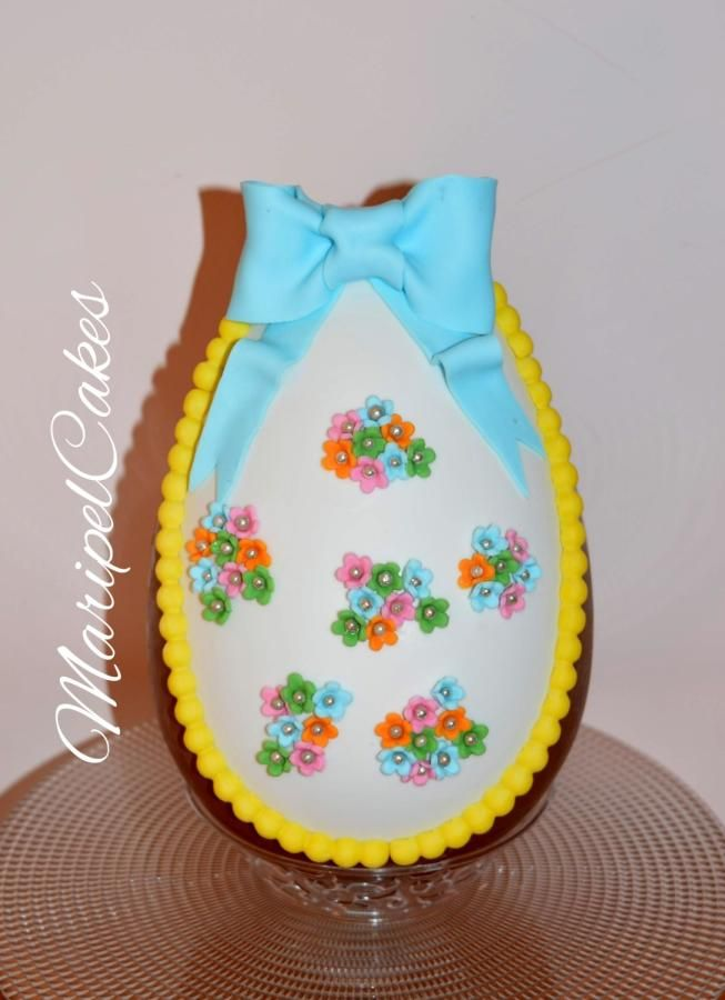 Easter - Cake by MaripelCakes