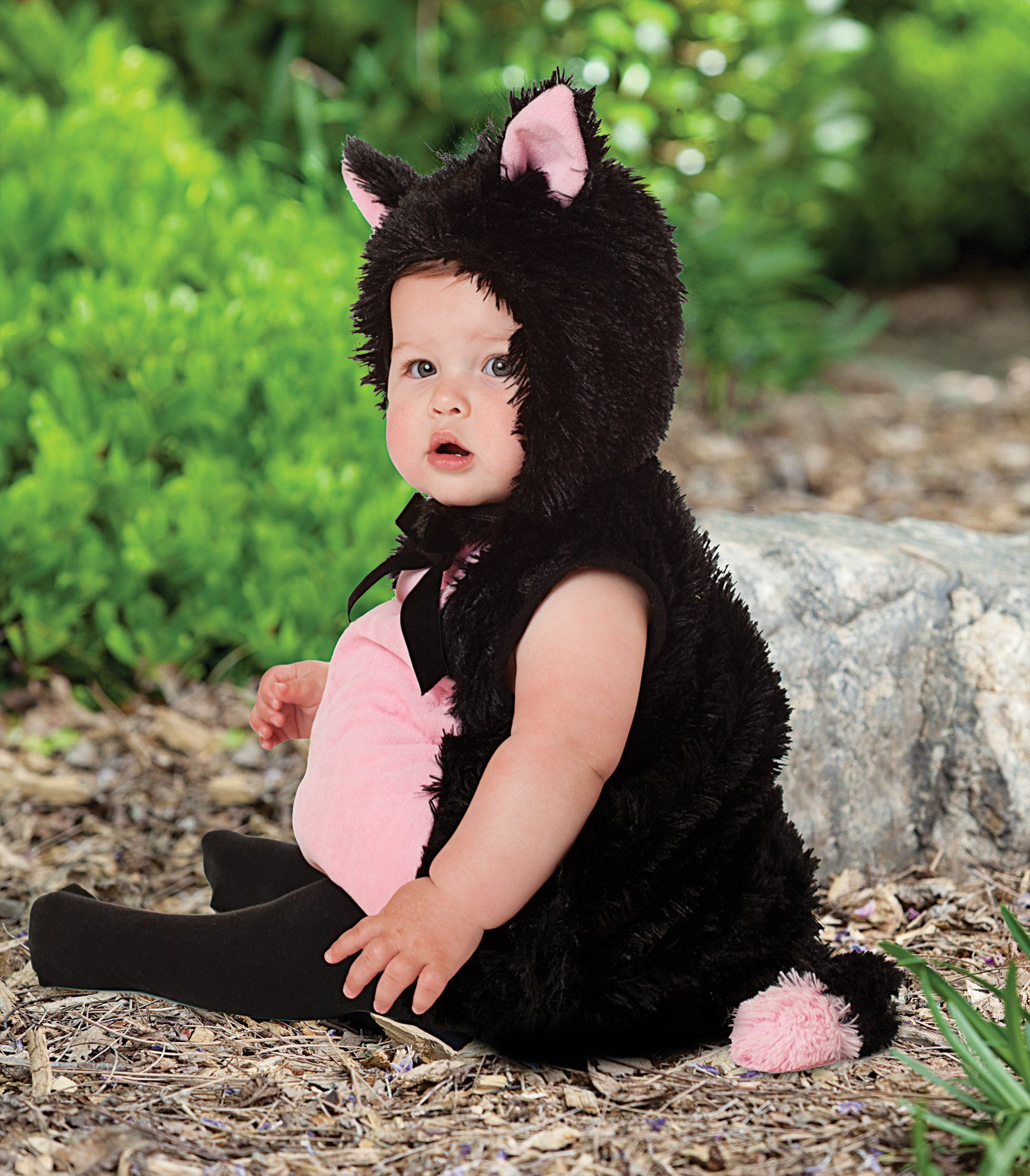 Little Kitty Infant Toddler Costume Toddler Costumes Cute Cat Costumes Kitten Costumes