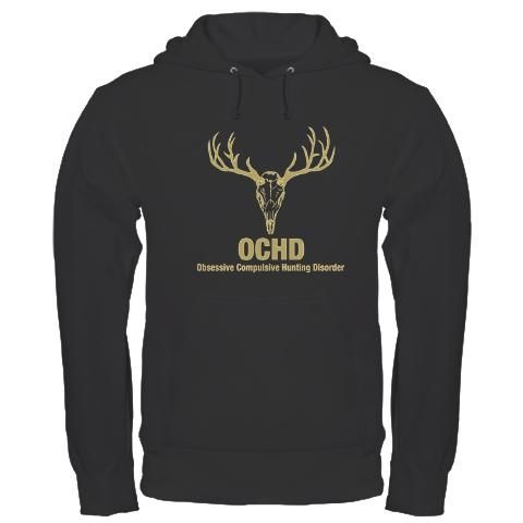 45e12f58ee38b OCHD Obsessive Hunting Hoodie (dark)   For HIM   Hoodies, Hooded ...