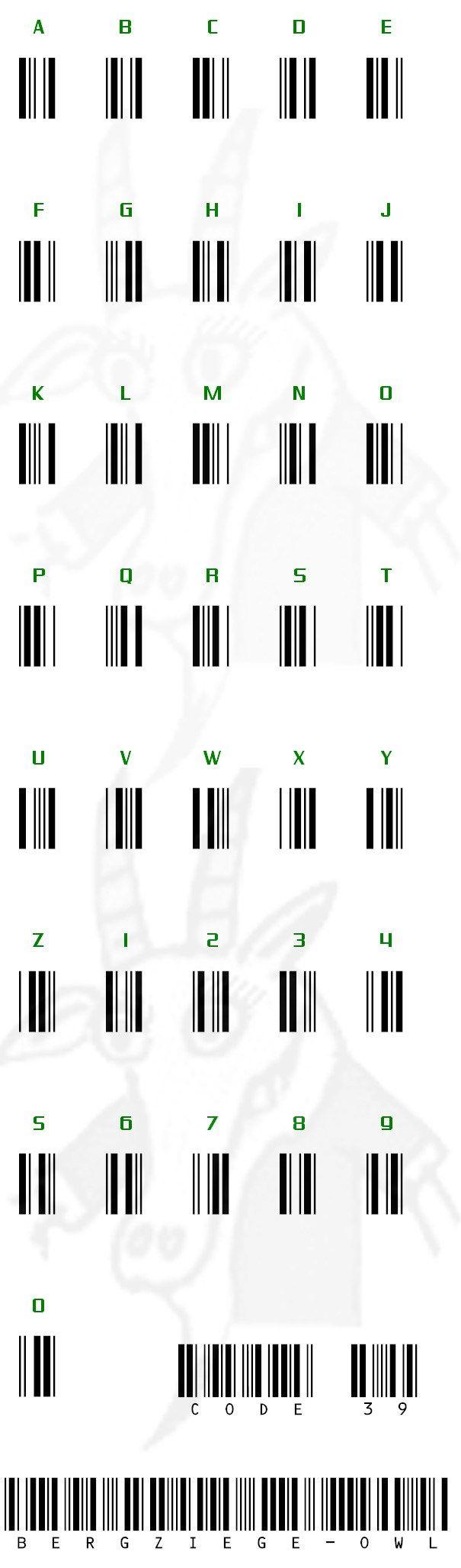 u00c9pingl u00e9 par faf sur code barre