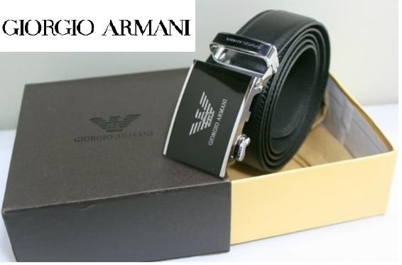 Emporio Armani Logowany Pasek Meski Skora 2492023279 Oficjalne Archiwum Allegro Mens Fashion Wearable Men