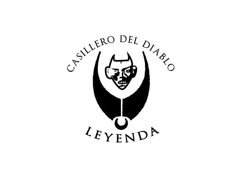 Logo para Casillero del diablo, rediseño.