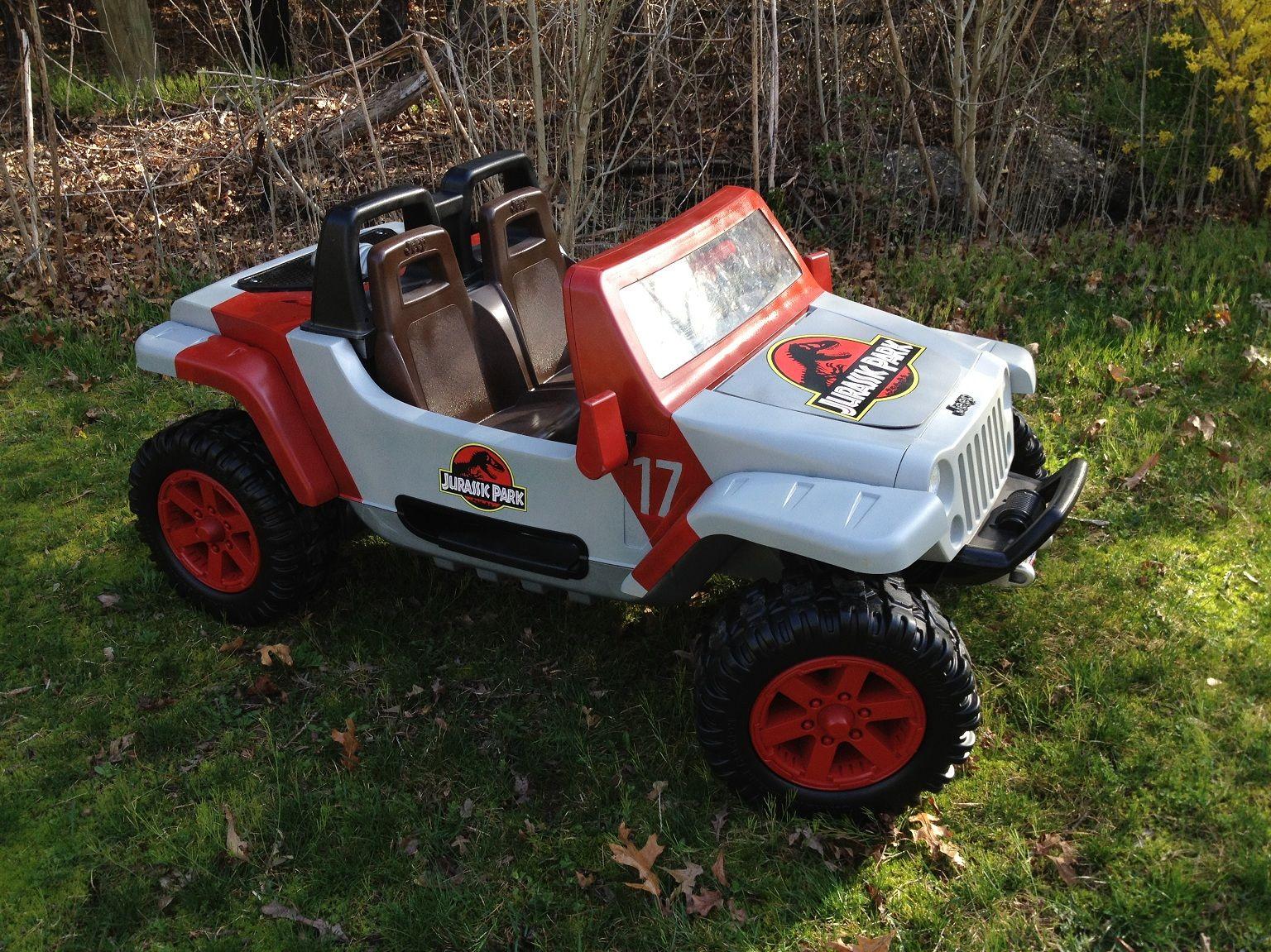 Jurassic Park Jeep Google Search Vetements Bricolage Diy