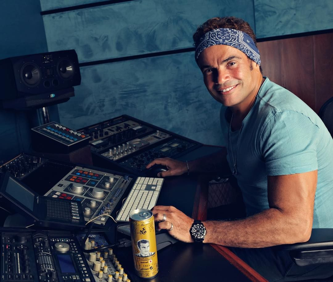 219 4k Likes 3 094 Comments Amr Diab Amrdiab On Instagram Final Touch Ups On My New Album Meaddyelnas Produced By Nayformedia A Amr Egypt Giza Egypt