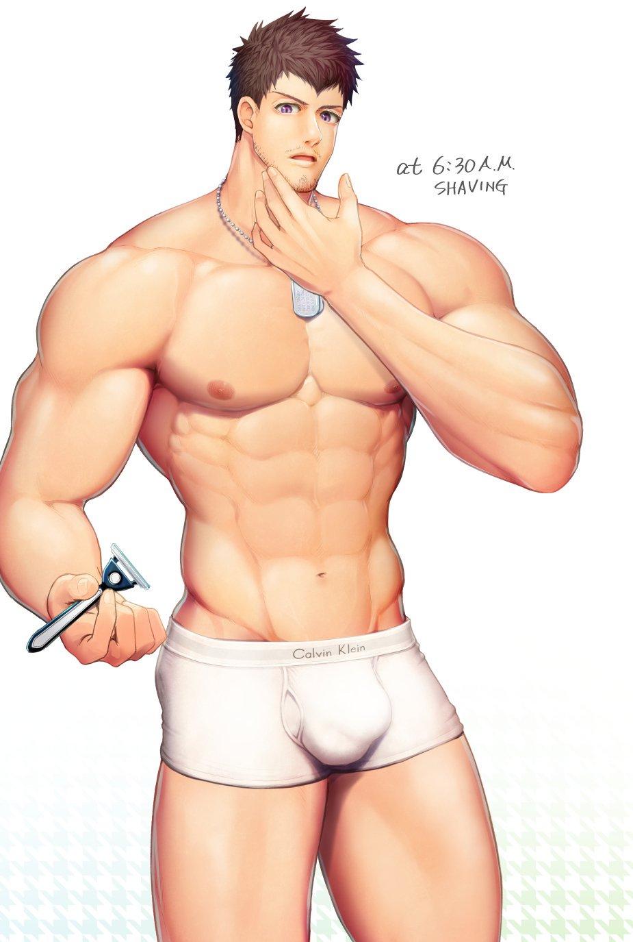 ゲイ 漫画 理想