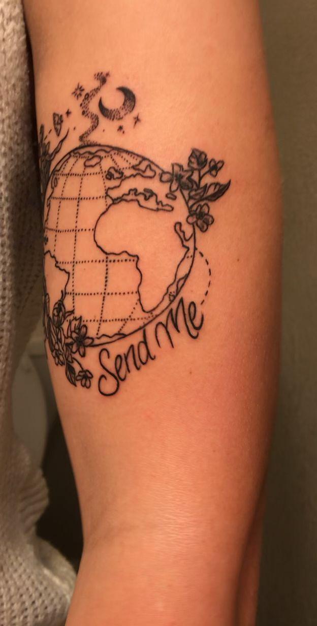 Photo of Send Me Tattoo