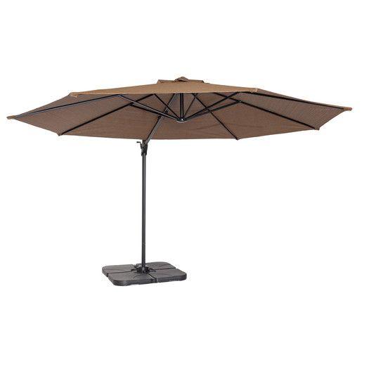 Found it at AllModern - 12' Round Cantilever Patio Umbrella