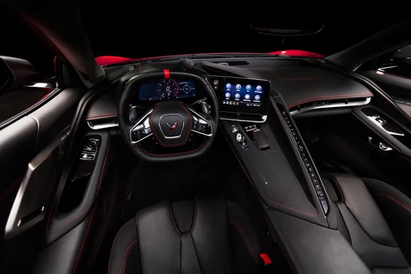 Color And Trim Design Manager Brett Golliff Talks 2020 Chevy Corvette Interior Chevrolet Corvette Chevrolet Corvette Stingray Corvette Stingray