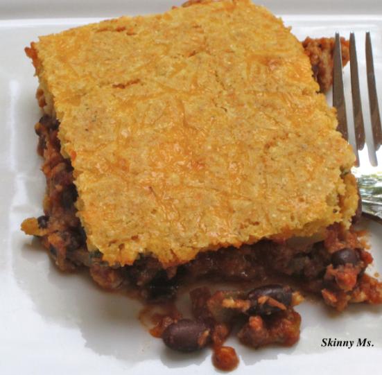 Tamale Casserole - #Nutritious Family Dinner idea